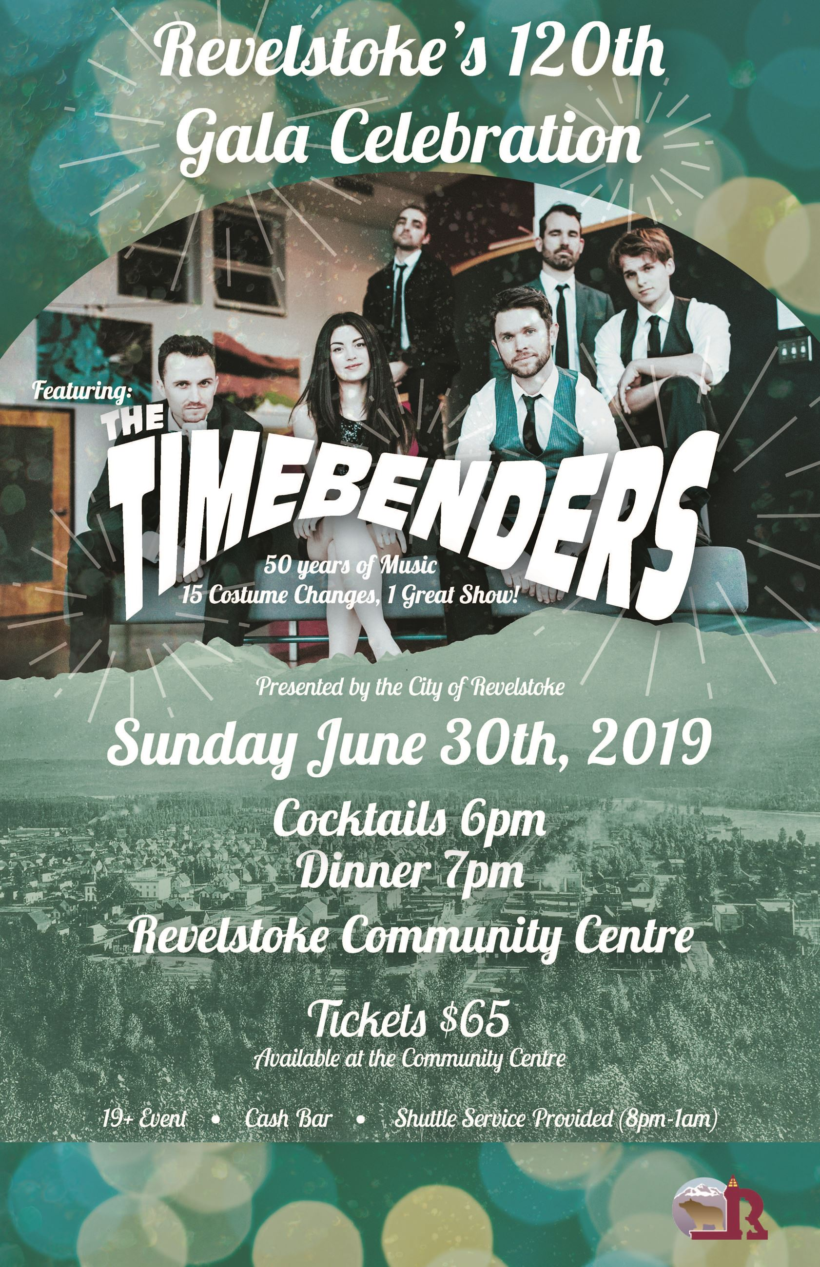 120 Gala Poster w Timebenders 2019 BRIGHTER